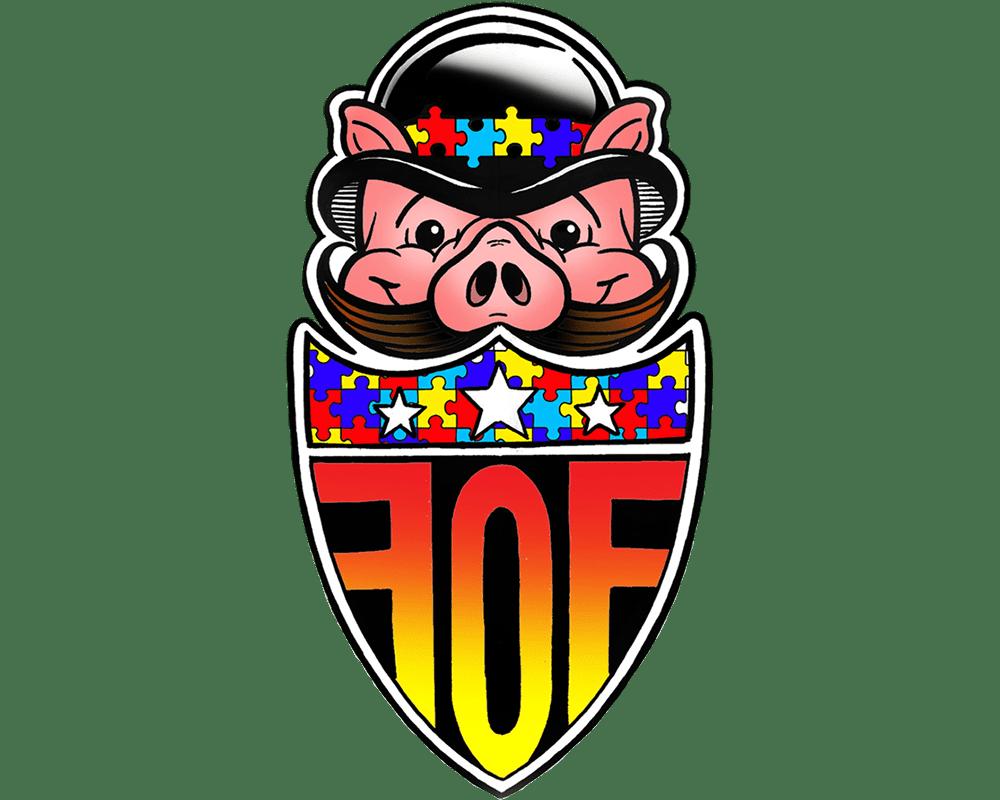 Cape Beard Pig Pickin Logo