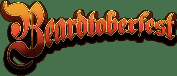 Beardtoberfest text logo