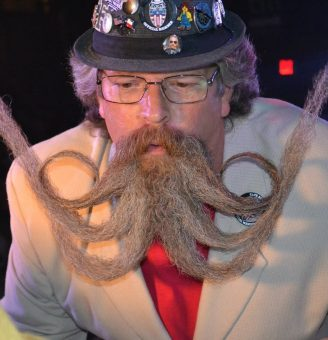 Headshot of Douglas Cameron, president of Cape Beard